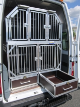 Hundebox Ford Transit