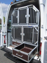 Transportbox Ford Hundebox