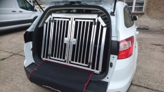 Hundetransportbox für Ford Focus