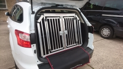 Hundebox für Ford Focus Turnier 2014