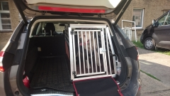Hundebox für Ford Mondeo Turnier 2015