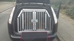 Hundebox für Ford Focus Turnier MK3