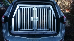 Hundebox, Hundetransportbox Ford Mondeo