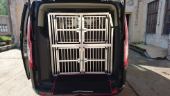 Hundebox Ford Tourneo Transportbox