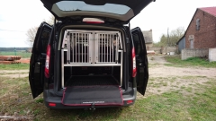 Hundebox für Ford Tourneo
