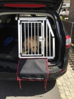 Hundetransportbox für Ford Mondeo Turnier