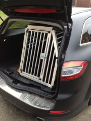 Hundebox Ford Mondeo