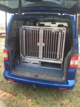 Hundeboxen für Volkswagen - Faustmann Hundeboxen