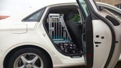 Transportbox maßanfertigung Rücksitz