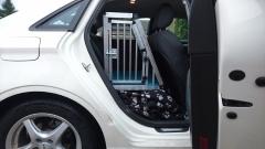 Rücksitzbox Audi