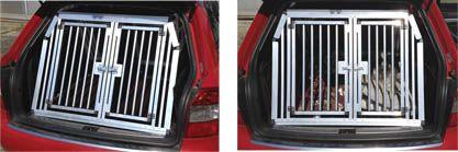 Hundeboxen für Audi A4